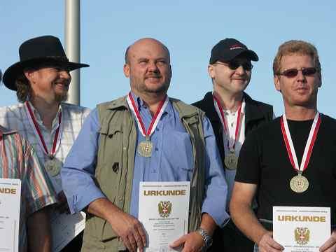 Siegermannschaft 2006
